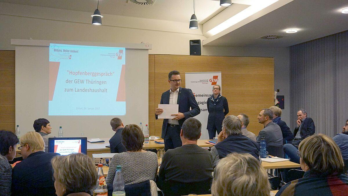 Bildungsfinanzierung In Thuringen Nur Mut Liebe Landesregierung